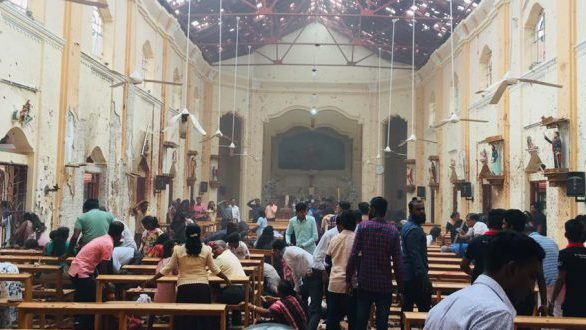 Masterminds of Sri Lanka Attacks