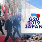 Japan Host the G-20 Summit 2019 in Osaka