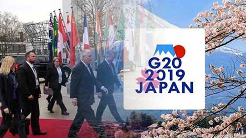 G-20 Summit 2019 in Osaka