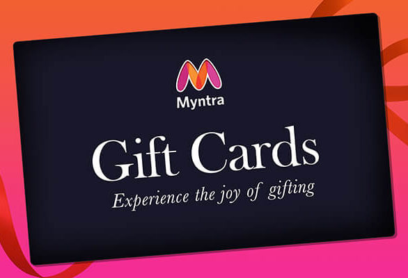 Myntra Shopping Vouchers