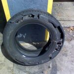 COMPLETE GUIDE TO IDENTIFY DAMAGE TO CAR AND MOTORCYCLE TYRES