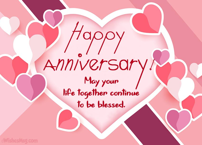 The Best Wedding Anniversary Wishes For Friends And Couples (My Wishes Club)