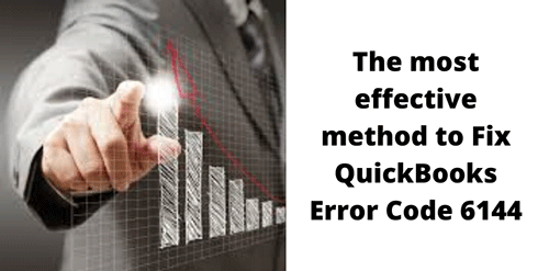 QuickBooks error code 6144