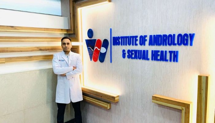 Dr. Chirag Bhandari is a renowned sexologist in India and the head doctor of IASH, Jaipur