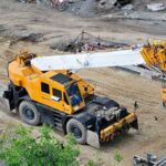 A Brief Description of Mobile Cranes and Its Importance for Wind Turbines