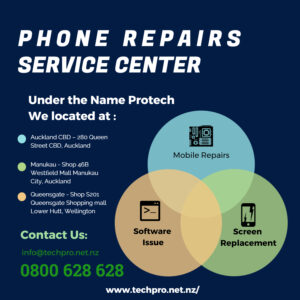 samsung phone repair auckland