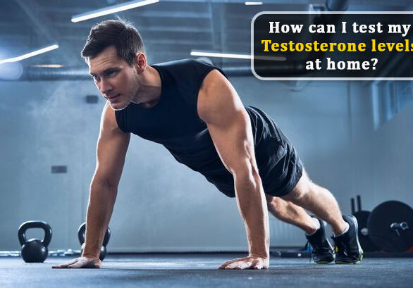 Testosterone, smoking, stress, health